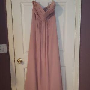 Alfredo angelo bridesmaid dress